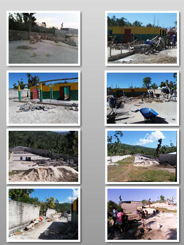 rehabilitation in Haiti
